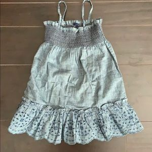 Baby Gap Chambray Sundress